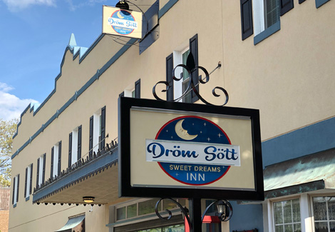 Drom Sott Sweet Dreams Inn Newly Renovated 2019 is the perfect destination stay